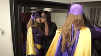 Mirror Minds For Batgirl And Catwoman