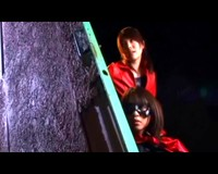 Asian Super Heroine Battles Criminal Gang