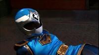 TRE 91 Part 1 Japanese Blue Ranger Beaten