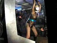 TNI 39 Ninja Babe Bond And Tortured