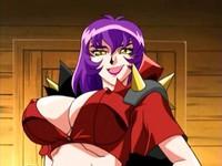 Anime Hentai Demon Sex Queen