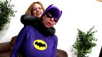 Batgirl Battles Vampiress