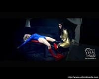 Bound Nightmare For Supergirl