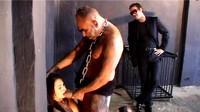 Captive Girl Ravaged By Wild Man