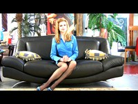 Hypnotized Blonde Session 1 Part 12