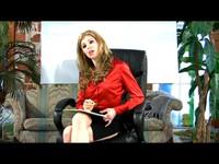 Hypnotized Blonde Robot Movie 2