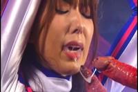 TRE 55 Part 2 Japanese Superheroine Tentacles And Torture