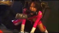 Savage Assault On Pink Ranger