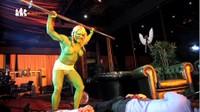 Drunk Guys Piss Off She Hulk The Stripper