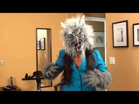 Big Bad Wolf And The Wonder Heroine
