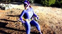 Baking Batgirl In The Sun