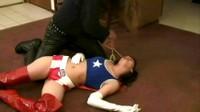 Villain Crushes Heroine Starlet