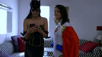 Heroines Dominated By Harleys Boss