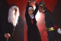 Villains Humiliate Japanese Nun And Superheroine 1