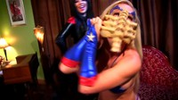 Villainess Violates Heroine With Strap On 1