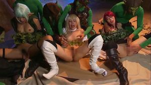 Live Action Goblin Slayer Parody Part 4