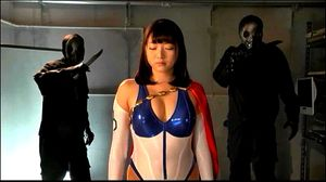 GHPM 95 Part 1 Japanese Heroine Beaten And Abused