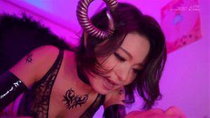 SDJS 047 Succubus Demon Pleasures Lonely Man
