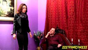 MindMaster Enslaves Marvelous Heroine To His Will