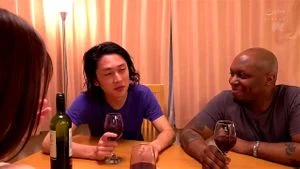 Japanese Girl Cheats On Her Boyfriend