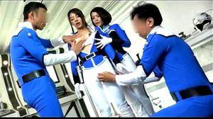 Beautiful Japanese Heroine Intimate Physical Exam