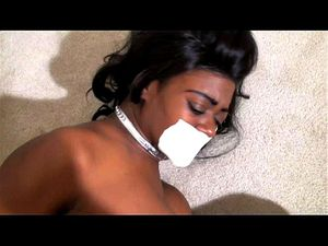Villain Chloroforms Ebony Babe 2 Part 2