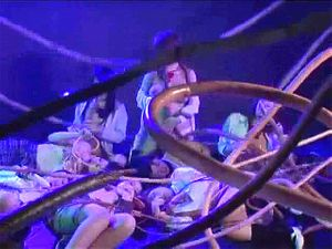 JTR3 466 Japanese Women Ravaged By Tentacles
