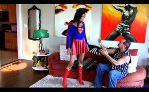 Super Girl Silenced
