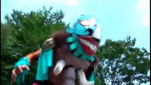 GIRO 01 Japanese Sentai Rangers Part 2A