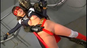 GIRO 49 Japanese Superheroine Abused Part 1